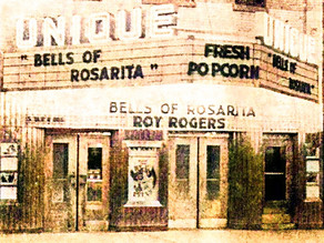 Memories from the old theater