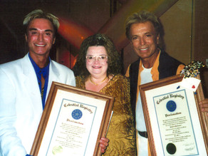 My time with Siegfried & Roy