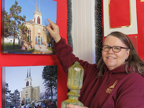 Old churches find new life, new purpose