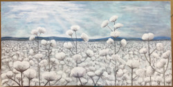"""Hope Shines On"" - 18""x36"" SOLD private commission."
