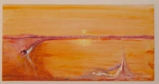 """""""Orange Planet"""""""