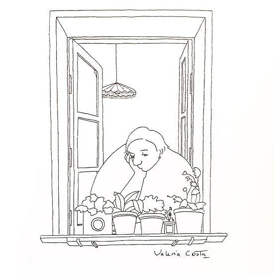 Sul Davanzale / On the windowsill