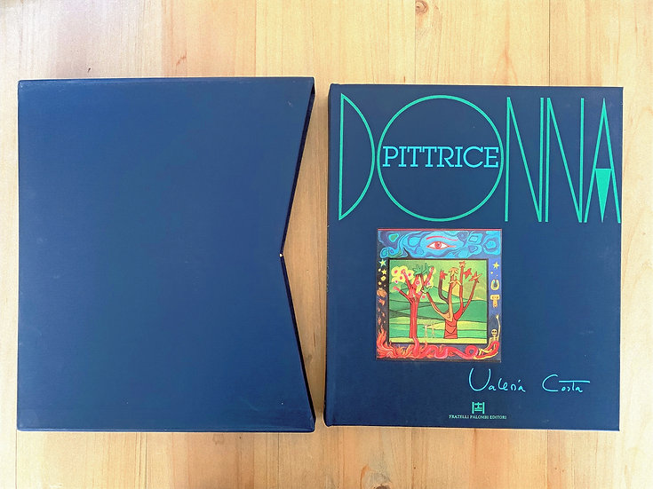 Libro Donna Pittrice