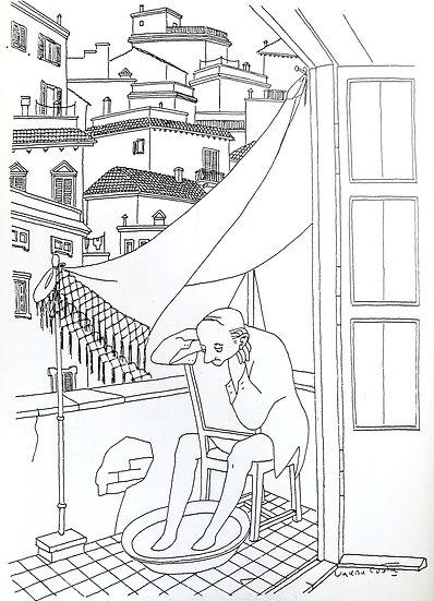Solitudine d'estate / Summer Loneliness