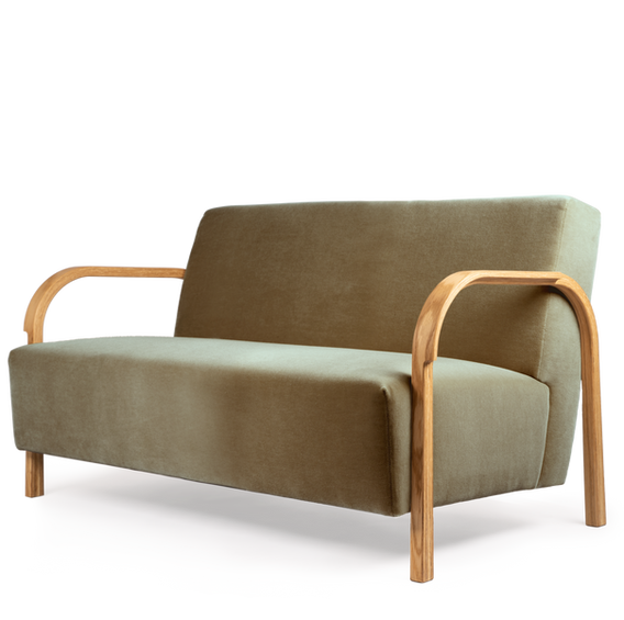 ARCH 2 seater mohair