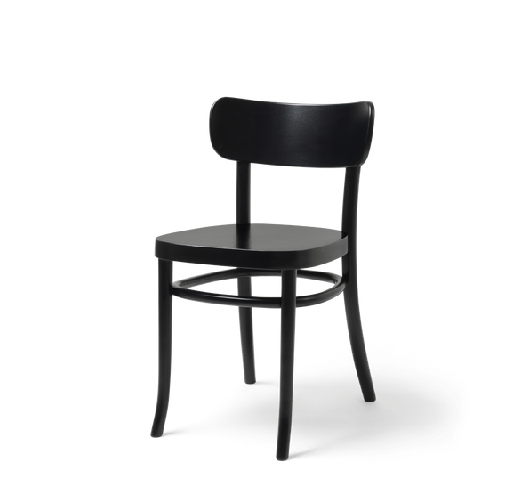 MZO chair black stained