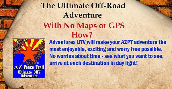 Arizona Peace Trail Adventure