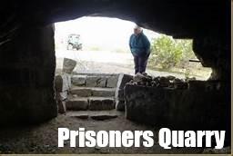 Prisoners Quarry Tour