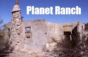 Planet Ranch Tour