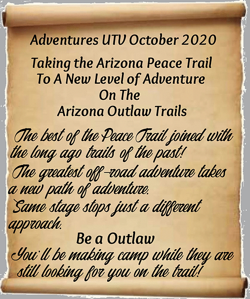 Arizona Outlaw Trails