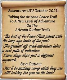 Aventures UTV 2021