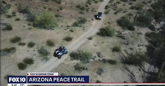 Arizona Peace Trail Adventures UTV