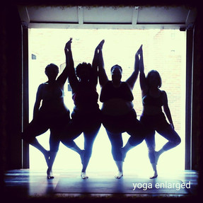 Yoga Enlarged