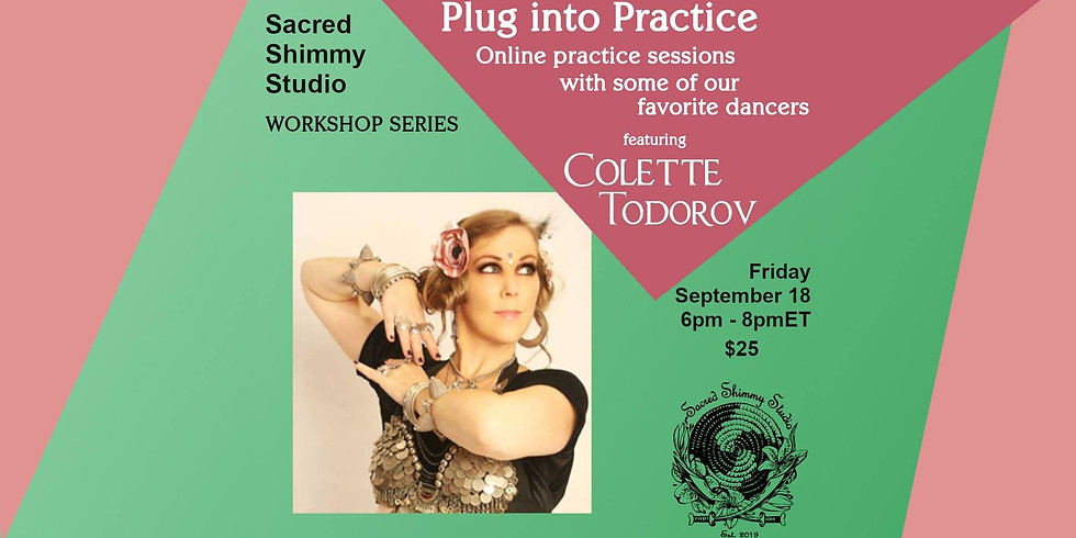 Plug Into Practice with Colette Todorov