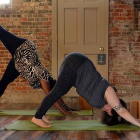 Angie Never Joyce Eubanks Yoga Enlarged