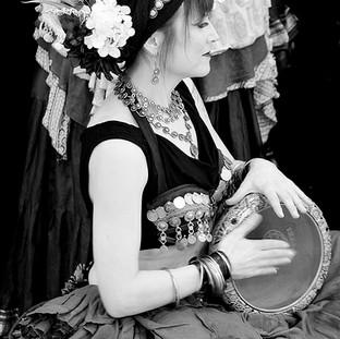Eva Owen Sacred Shimmy