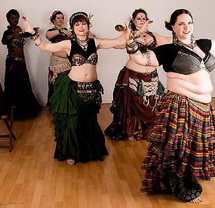 Sacred Shimmy Tribal Bellydance