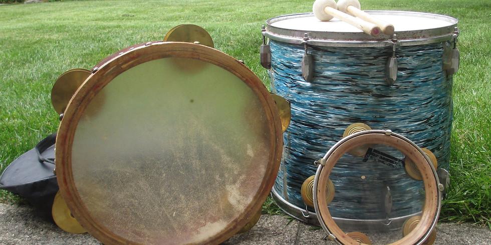 Beat Science: The Gauntlet Workshop & Drum Jam