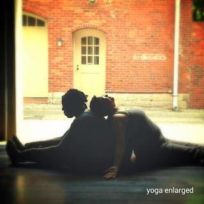 Partner Restorative Yoga