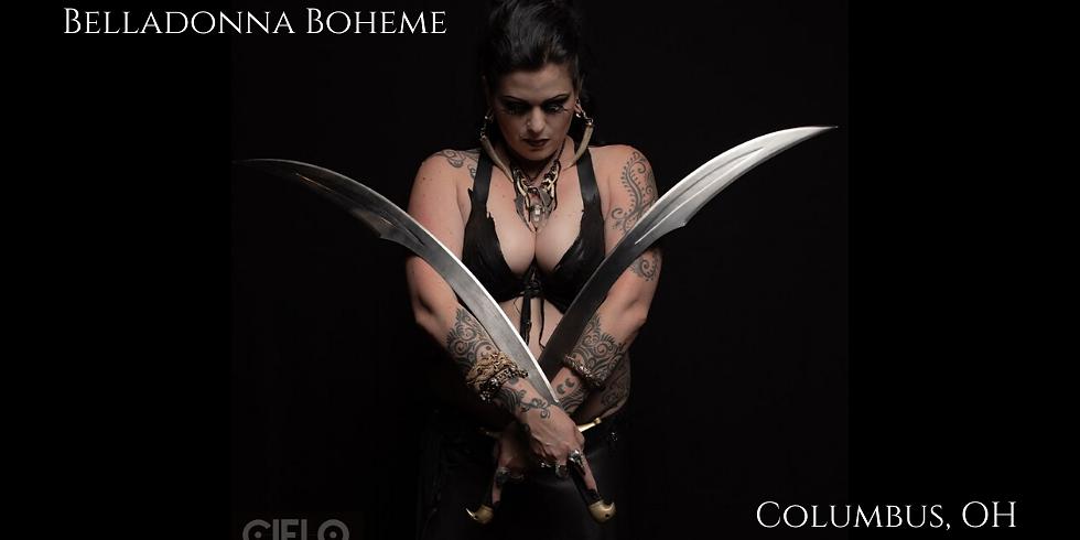Belladonna Boheme Bellydance Workshops in Columbus, OH