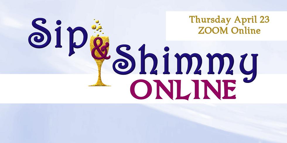 Sip & Shimmy Sampler ONLINE