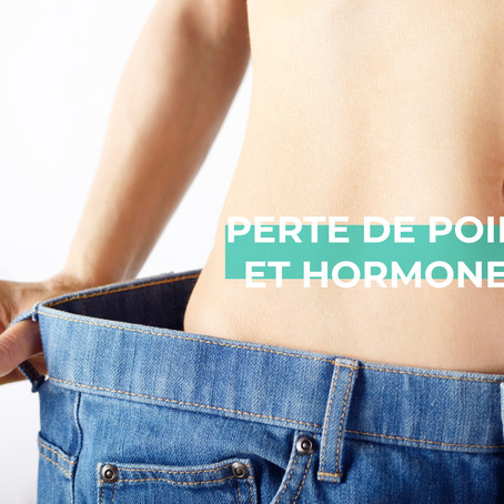 Perdre du poids en optimisant vos hormones