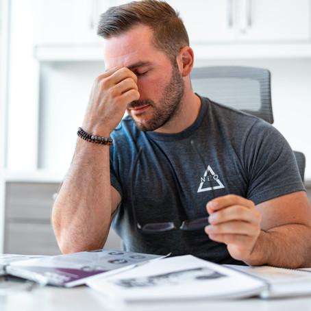 Le lien stress et poids: le cortisol et votre métabolisme🤯