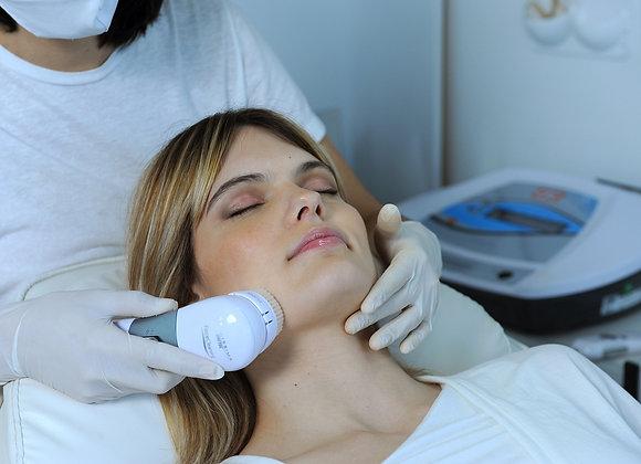 Limpieza Facial + Masaje Facial y Cervical