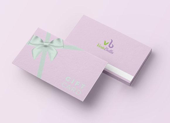 Giftcard BEAUTY
