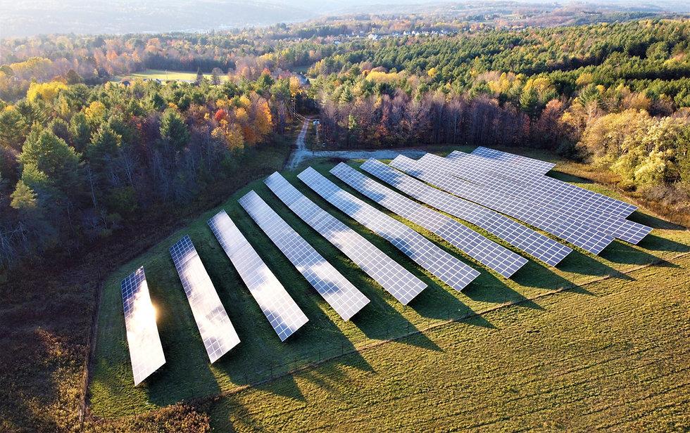 500 kW-Solar-Array-Osborne Rd-Barre-Verm