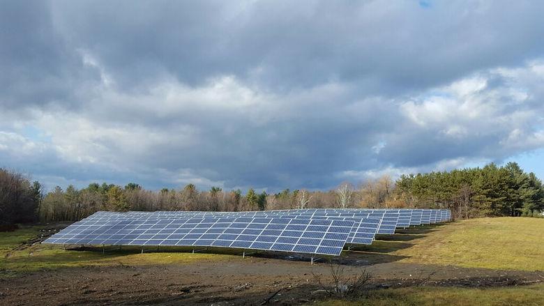 Barre, Vermont Solar Array