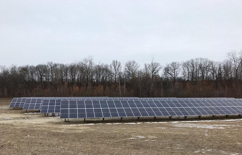 Colchester- Pumpkin Patch Solar Array- a