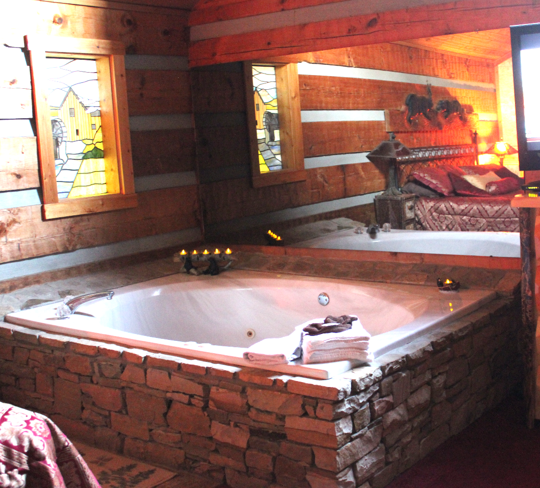 Giant Jacuzzi Tub