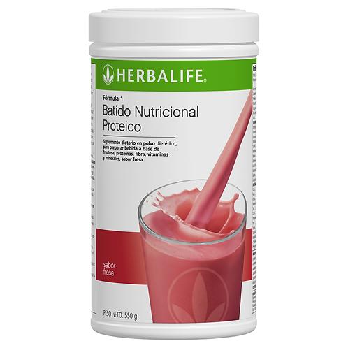 Batido Nutricional Proteico - Fresa