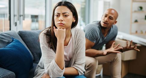 El daño que provoca la queja y el reclamo en la pareja