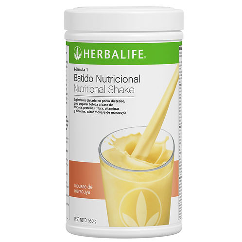 Batido Nutricional Proteico - Maracuya