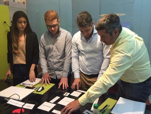 Taller sobre Coaching & Comunicación para WaveBi