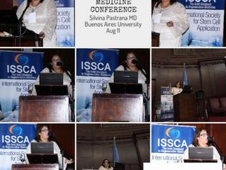Congreso Internacional Medestetica 2017 ISSCA Regenerative Medicine Conference Universidad de Buenos
