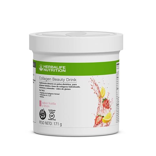 Collagen Beauty Drink - Frutilla y Limón