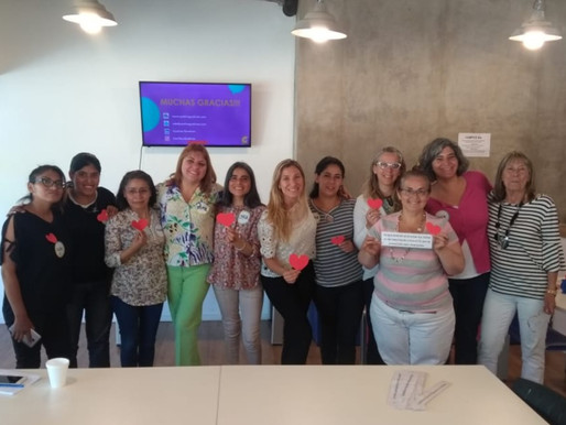 Taller para Mujeres Emprendedoras organizado por el Gobierno de la Ciudad