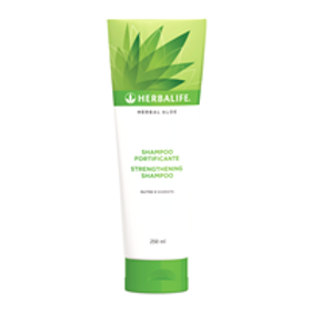 Herbal Aloe - Shampoo Fortificante