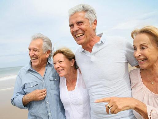 5 consejos para envejecer saludablemente y alcanzar la longevidad.