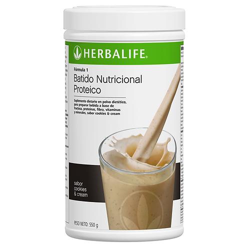Batido Nutricional Proteico - Cookies & Cream