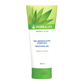 Herbal Aloe - Gel refrescante corporal