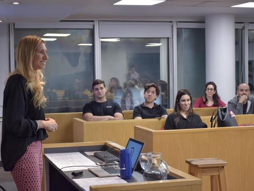 Taller sobre Coaching + Comunicación en la Universidad de Palermo