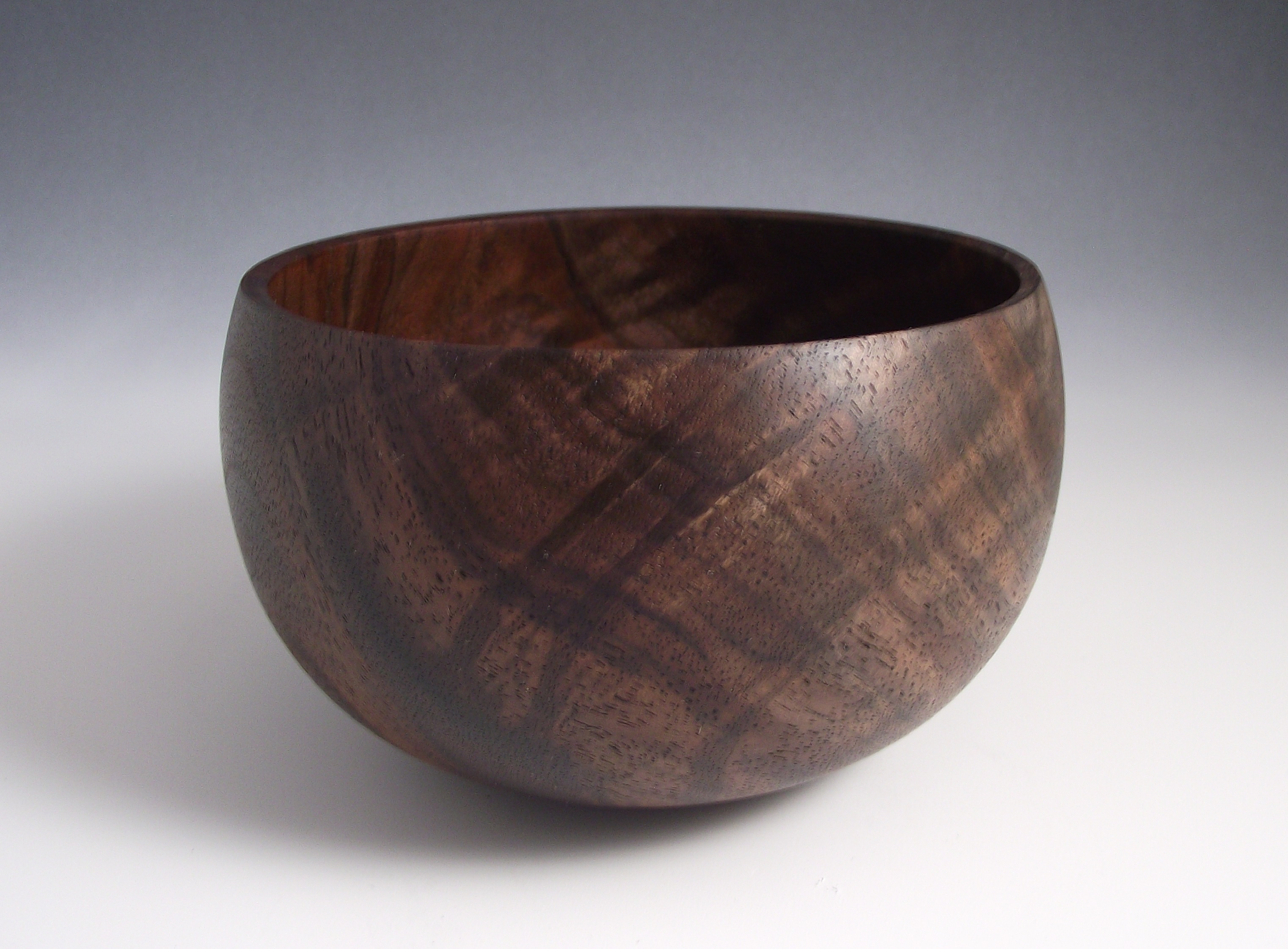 """Black Walnut bowl"""
