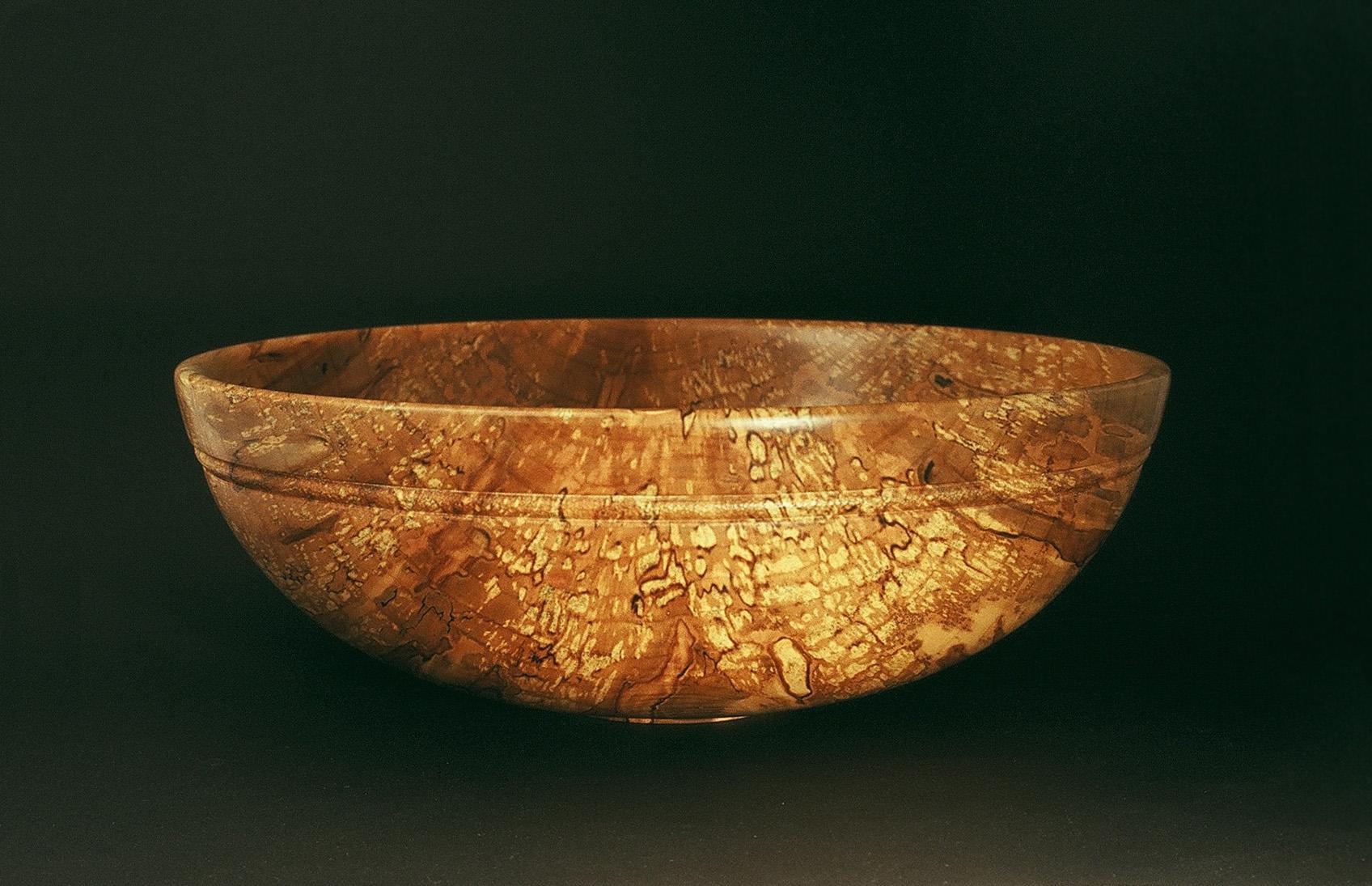 Silver Maple bowl