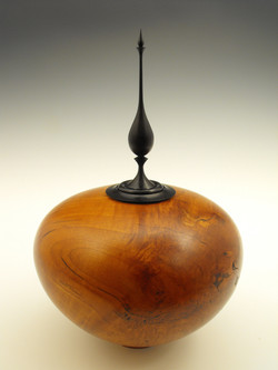 Untitled hollow form