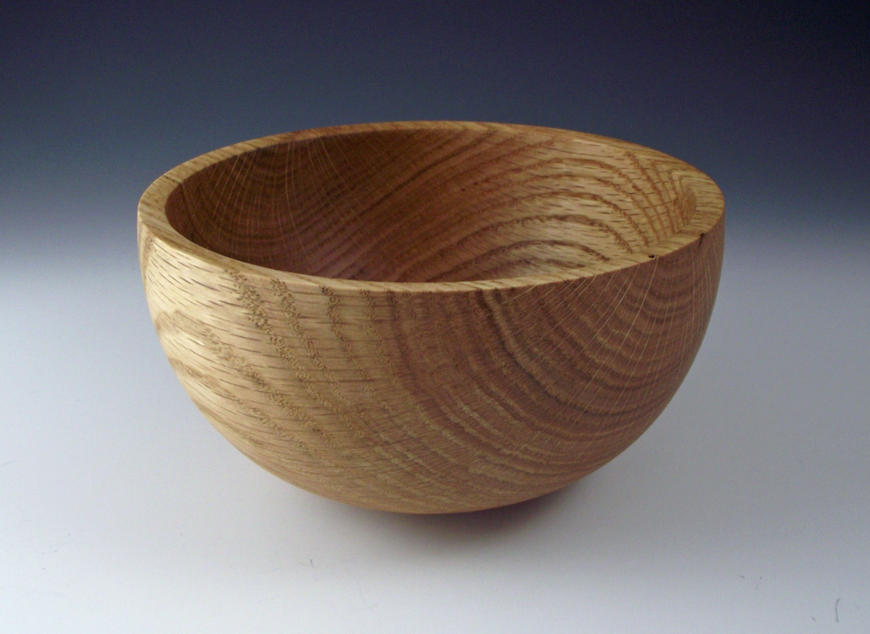 Simple bowl form
