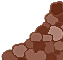 Brown scale pattern